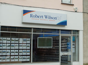 Lurgan Office Front